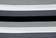 La tela raya textura Fotografía de archivo