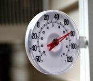 La température Images libres de droits