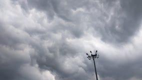 La tempête vient Image libre de droits