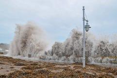 La tempesta Fotografia Stock
