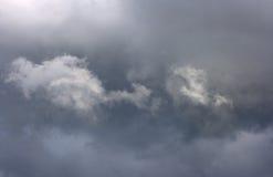 La tempesta Immagine Stock