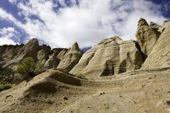 La tente de Vista Kasha-Katewe oscille le monument national photographie stock libre de droits