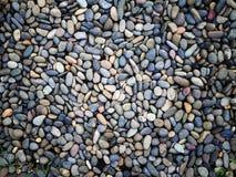 La terra della pietra della spiaggia Immagine Stock Libera da Diritti