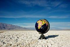 La terra nella desolazione Immagine Stock