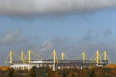 La terre à la maison de BVB Photos libres de droits