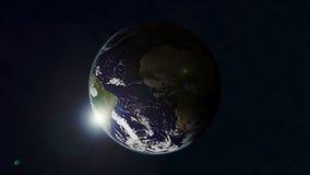 La terre 2 Photographie stock libre de droits