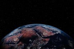 La terre 7 Images stock