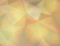 La terre abstraite Tone Triangle Background Illustration Illustration de Vecteur