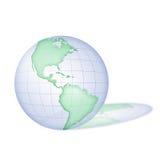 la terre 3D. illustration stock