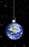 La terre de bulle Photographie stock libre de droits