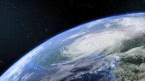 La terre de planète Photographie stock