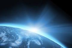 La terre de planète Image libre de droits