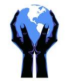 La terre de planète Photos libres de droits