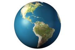 La terre de planète Images libres de droits