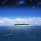 La terre est Universum Photographie stock