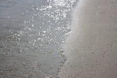 La terre et mer Image libre de droits