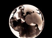 La terre fragile Photos libres de droits