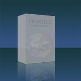 La terre fragile Images stock