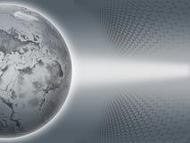 La terre grise Images stock