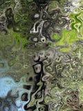La terre modifie la tonalité le fond abstrait Photographie stock