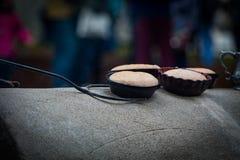 La terre Oven Bread Photographie stock libre de droits