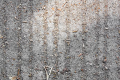 La terre poussiéreuse Photo stock