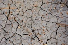 La terre sèche Images libres de droits