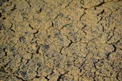 La terre sèche (Malte) Photos libres de droits