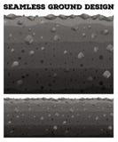 Diff rentes couches de sol illustration de vecteur illustration du retrait 65012976 - Differente couche de la terre ...