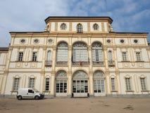 La Tesoriera in Turin Stock Photo