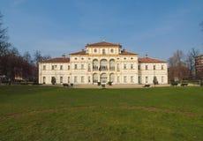 La Tesoriera villa in Turin Royalty Free Stock Photos