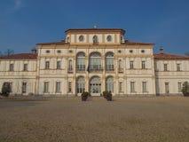 La Tesoriera villa in Turin Royalty Free Stock Image