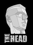 La testa Fotografie Stock