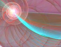 La textura abstracta del color Fotografía de archivo