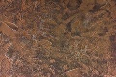 La textura abstracta del yeso decorativo, se puede utilizar para el backgrou Fotografía de archivo libre de regalías