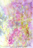 La textura colorida del fondo de la acuarela con salpica Fotografía de archivo