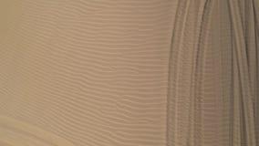 La textura de la arena almacen de metraje de vídeo