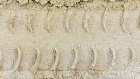 La textura de la arena Imagen de archivo