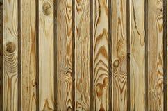 La textura de la cerca de madera Fotografía de archivo libre de regalías