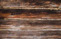La textura de la pared de madera Imágenes de archivo libres de regalías