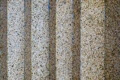 La textura de la piedra del granito en fondo de la calle Imágenes de archivo libres de regalías