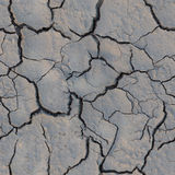La textura de las grietas Fotografía de archivo libre de regalías