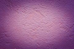 La textura de las paredes con yeso Fotos de archivo libres de regalías