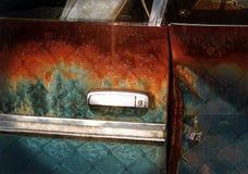 La textura de los desperdicios Fotos de archivo libres de regalías