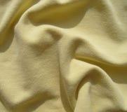 La textura de los géneros de punto del algodón Imágenes de archivo libres de regalías