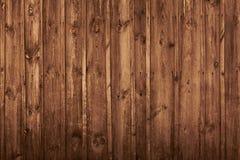La textura de madera marrón foto de archivo libre de regalías