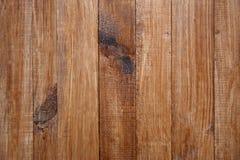 La textura de madera marrón Fotografía de archivo