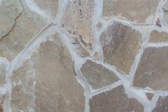 La textura de la pared en ángulo Fotografía de archivo