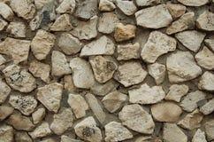 La textura de la pared de la roca foto de archivo