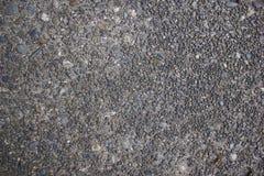 La textura de pequeñas piedras Imágenes de archivo libres de regalías